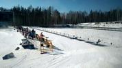 Биатлонная молодежь съехалась в Екатеринбург